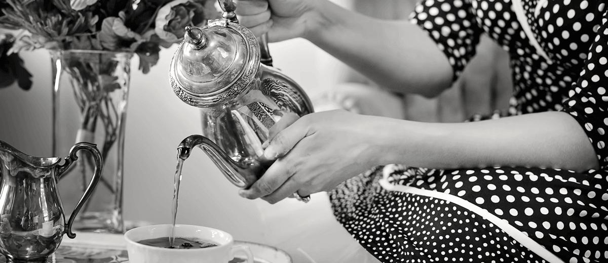 紅茶の淹れ方と楽しみ方