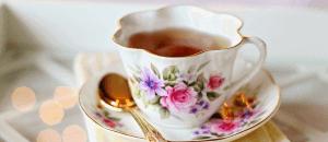 紅茶がおいしくなるティーカップ選び